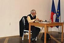 Beseda s Vladimírem Úlehlou o bratrech Lohařových.