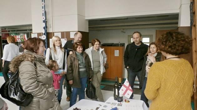 Hosté v peckovské škole v rámci projektu Edison.