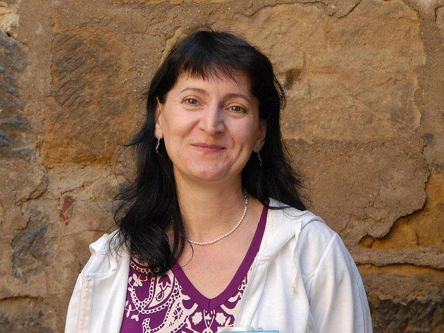 Helena Erdélyiová.