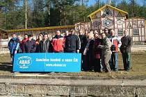 Ze setkání zástupců provozovatelů bazénů a akvaparků: na koupališti na Dachovech.