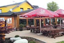 Restaurace na Kumburáku, Kumburský Újezd.