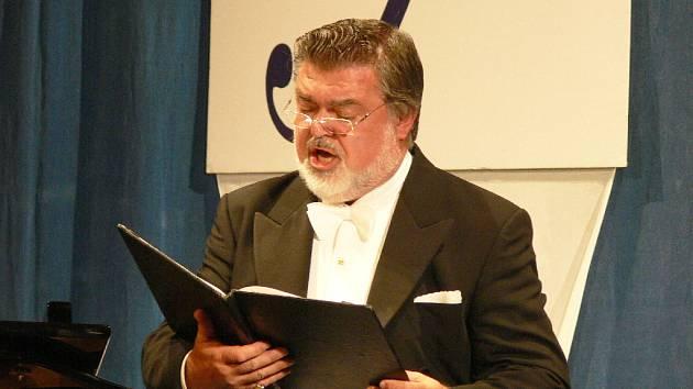 Peter Dvorský v Libáni.