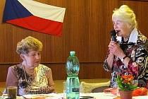 Z výroční schůze novopacké KPV.