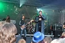 Hořický festival The Legends Rock Fest.