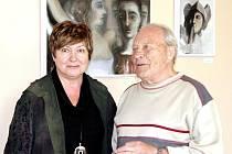 Hana Kofránková a Josef Bucek.