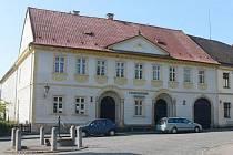 Vlastivědné muzeum v Železnici.