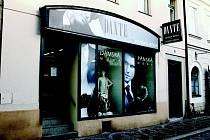 Obchod Dante Fashion v Jičíně.