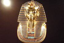 Maska Tutanchamona.