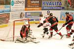 Krajská hokejová liga: Jičín - Česká Lípa.