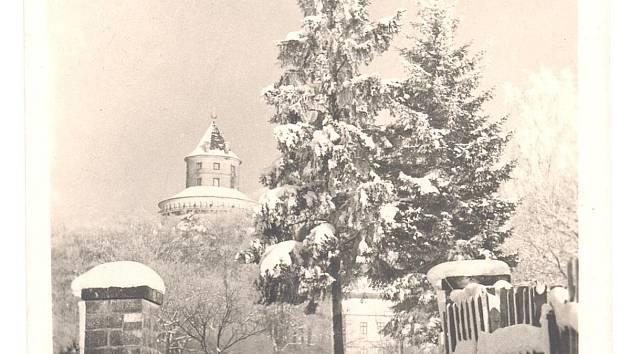V Sobotce si dovedli pořídit i poetický, trochu nostalgický pohled s Humprechtem.