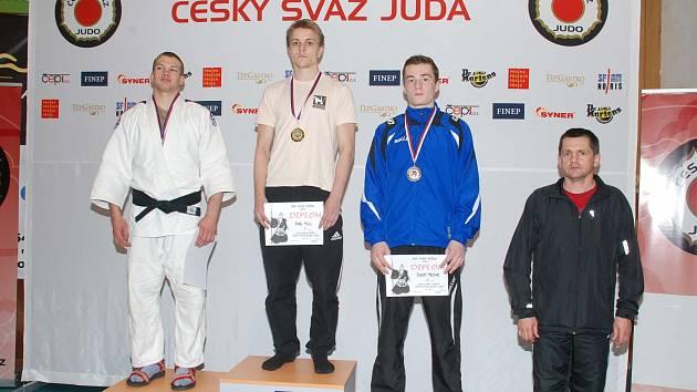 Michal Vaníček skončil na Velké ceně stříbrný.