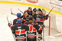 V posledním vzájemném duelu se na ledě Lomnice radoval z výhry 5:4 Jičín.