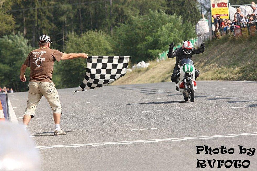 Česká Tourist Trophy v Hořicích.
