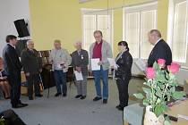 Beseda a výstava v jičínské knihovně na téma Volyňských Čechů.