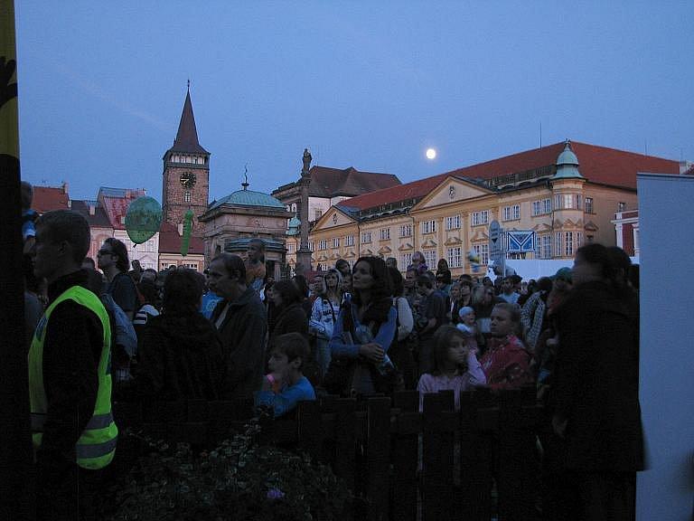 Pohádkový festival, den čtvrtý.