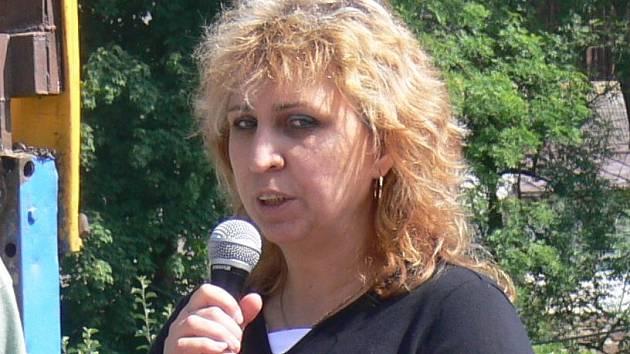 Olga Kosejková.