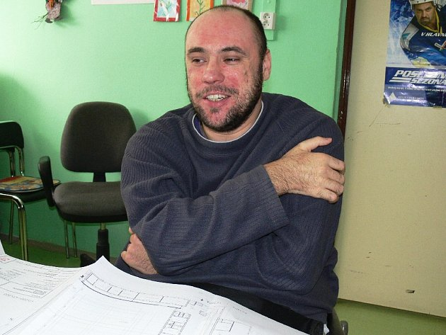 Ladislav Kratina, vedoucí projektu.