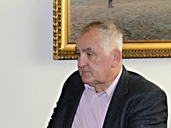 Starosta Jiří Liška.