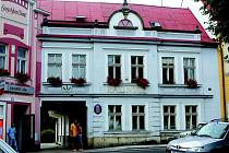 Miletínská radnice.