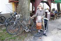 Schwarzmarsch 2010 aneb spanilá jízda na bicyklech všeho druhu.