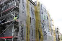 Sobotecká školka v rekonstrukci.
