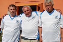 Květoslav Berný (uprostřed).