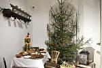 Vánoční výstava v jičínském muzeu tentokrát otvírá dveře do kuchyní našich babiček.