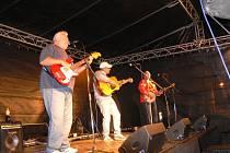 KTP koncertovali v Jičíně na Rynečku.