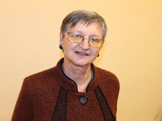 Marie Svatošová, průkopnice hospiců.