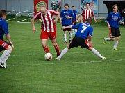 Fotbal 1.B třídy Kopidlno - Rudník.