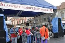 Slavnosti Hořických trubiček.