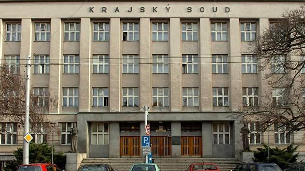 Budova královéhradeckého krajského soudu.