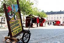 Jičín se pohádkově nadechl, odpoledne začne žít festivalem