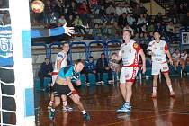 RADEK KRÁL nastřílel Lovosicím v semifinále Českého poháru deset gólů. Dařilo se mu v Zubří i proti Hranicím.