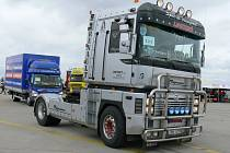 Královéhradecký Truck Fest 2007.