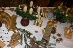 Z výstavy klubu Klokánek Andělské Vánoce.