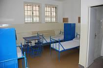 Cela pro čtyři osoby ve valdické věznici.