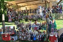 Ze soboteckého jarmarku spojeného s festivalem řemesel.