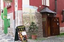 Mexická restaurace Jičín.
