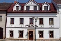 Hotel U Kapra, Lázně Bělohrad.