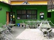 Penzion a restaurace Lucie, Jičín.