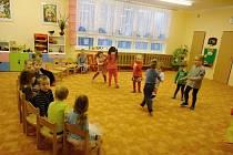 Děti z jičínské MŠ J. Š. Kubína
