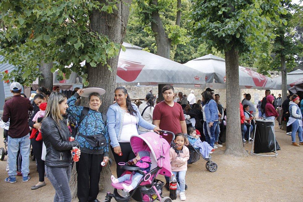 Na Gipsy fest dorazilo méně návštěvníků, než organizátoři předpokládali. Letošní ročník se obešel bez zásahu policie.
