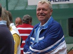 K turnajům nastoupil také Miroslav Paleček.