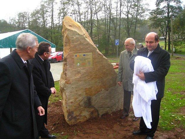 V Božanově otevřeli novou cestu do polského Radkówa.