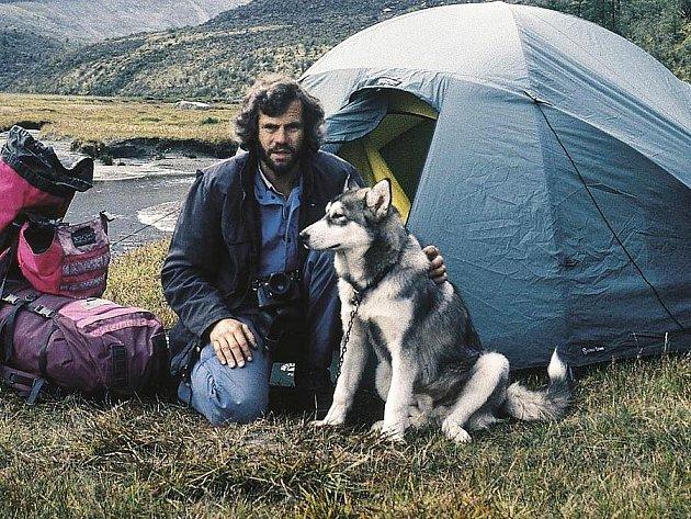 Leoš Šimánek i s doprovodem na cestě po Rusku.
