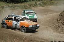 Hobby autokros v Dolním Bousově - Kosice Cup.