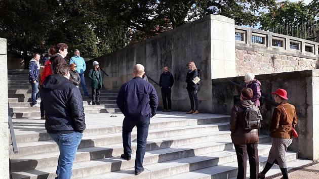 Spolek se ujal organizování Dne architektury v Jičíně.