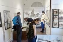 Výstava v jičínském muzeu k roku 1866.