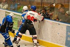 Jičín na úvod krajské hokejové ligy prohrál s Lomnicí.